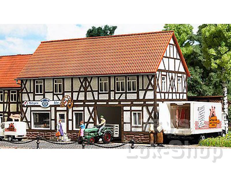 Metzgerei H0 Busch Gmbh Cokg 1530
